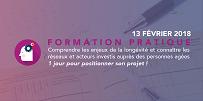 [Formation] COMPRENDRE LES ENJEUX DE LA LONGEVITE