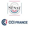 Convention de partenariat entre le Sénat et CCI France