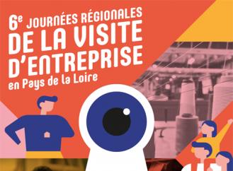 Du 21 au 23 octobre 2021 : Journées Régionales de la Visite d'Entreprises